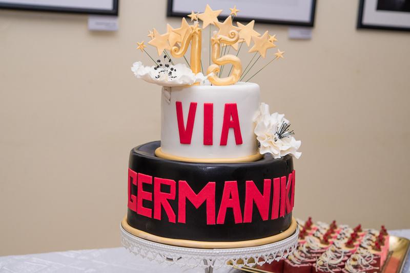 15 години Виа Германика - юбилейно събитие