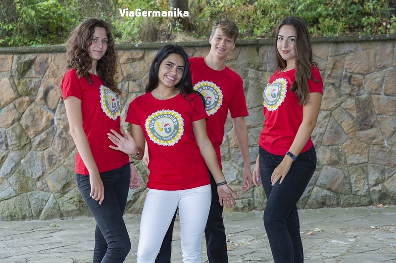 Научи Немски с Нас. Ела във Виа Германика