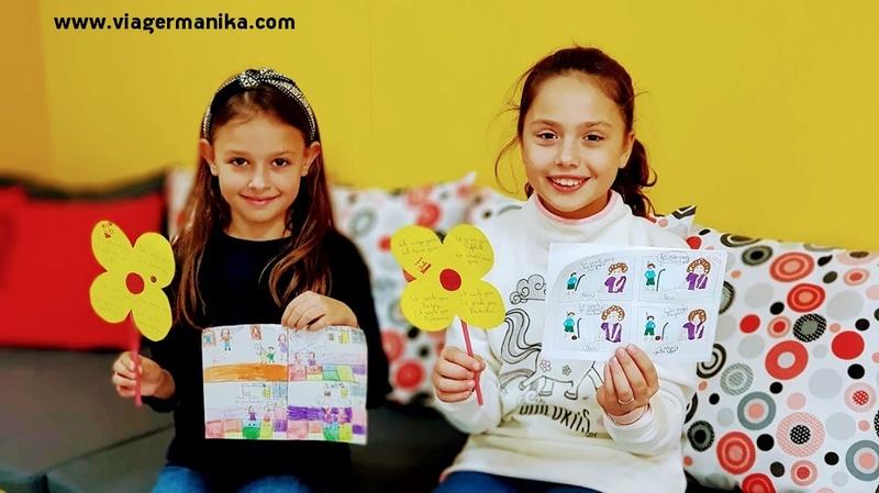 Курсове по немски за деца Бургас